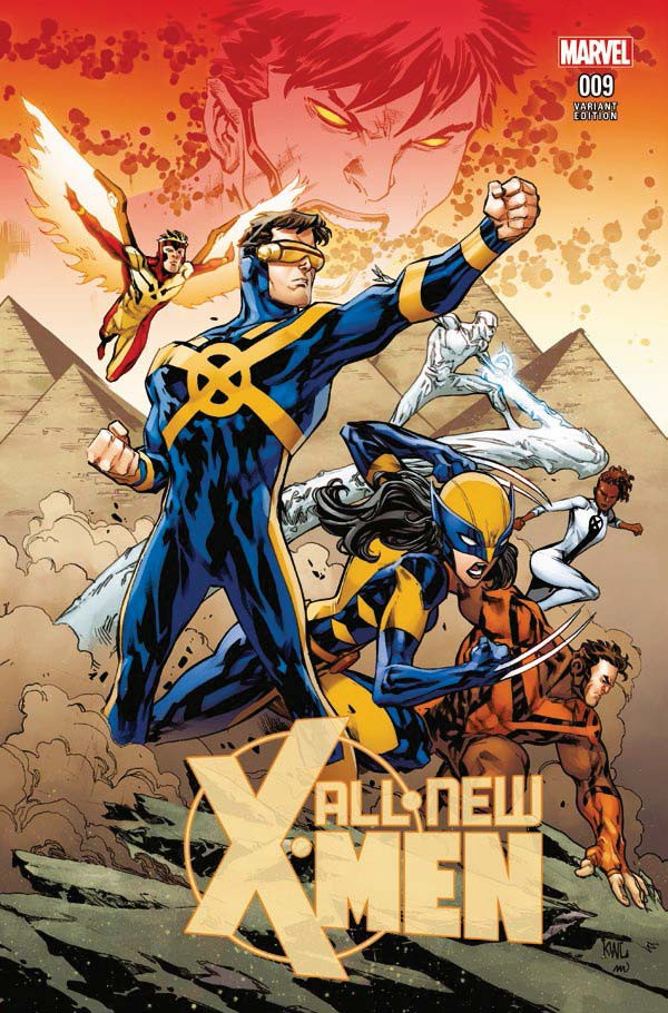 All-New X-Men Tome 2 (VF)