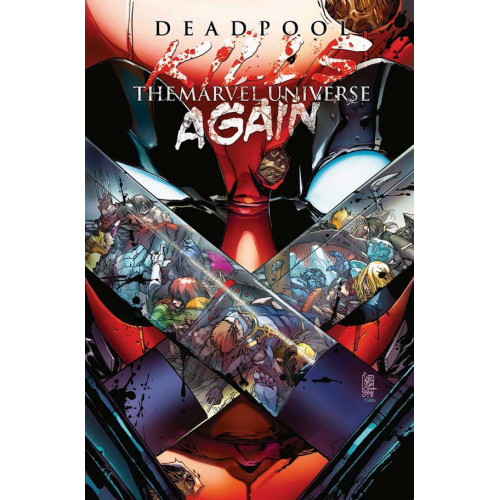 Deadpool massacre Marvel Tome 2 (VF)