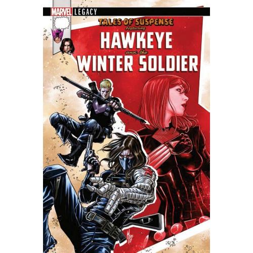 Tales of Suspense - Hawkeye et le Soldat de l'hiver (VF)