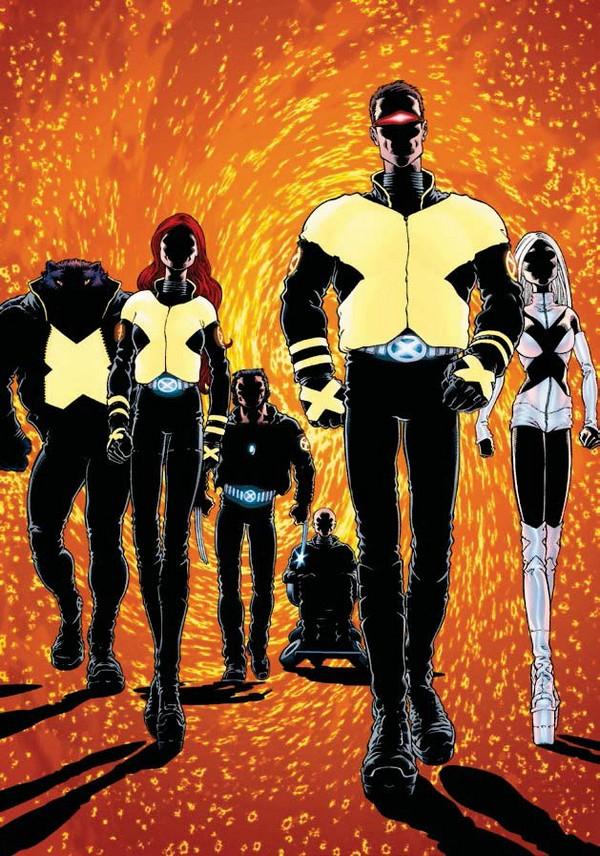 X-Men par Morrison et Quitely Tome 1 (VF)