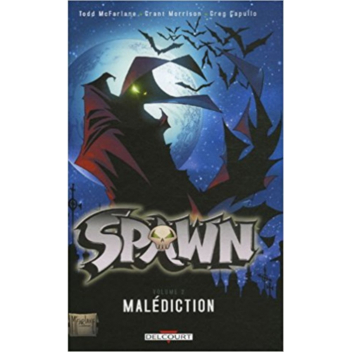 Spawn, Tome 2 : Malédiction (VF)