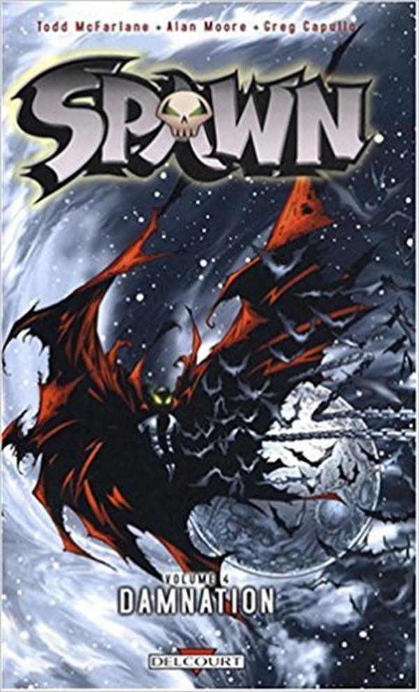 Spawn, Tome 4 : Damnation (VF)