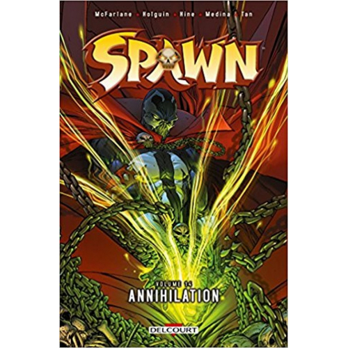 Spawn T14 - Annihilation (VF)