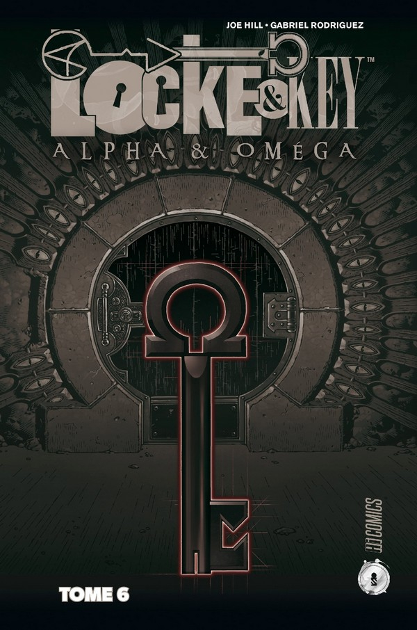 Locke & Key Tome 6 : Alpha & Omega (NED) (VF)
