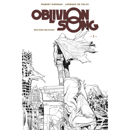 Oblivion Song T1 (Éd. Collector N&B)
