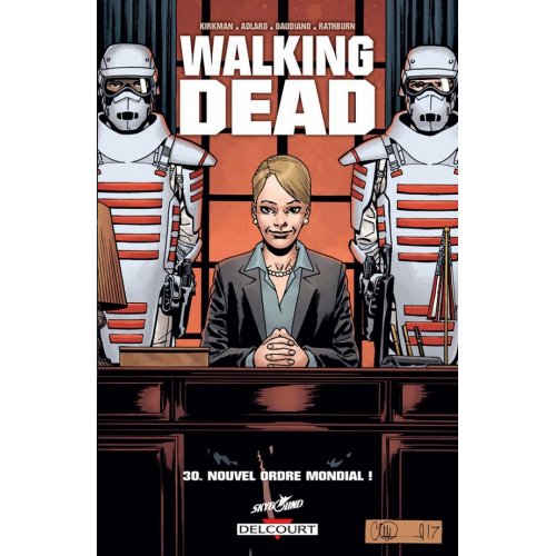 Walking Dead Tome 30 (VF)