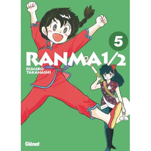 Ranma 1/2 Édition Originale Tome 5 (VF)