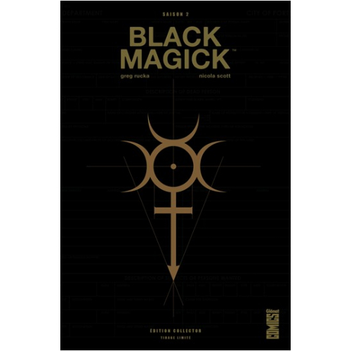 Black Magick Tome 2 Édition Collector (VF)