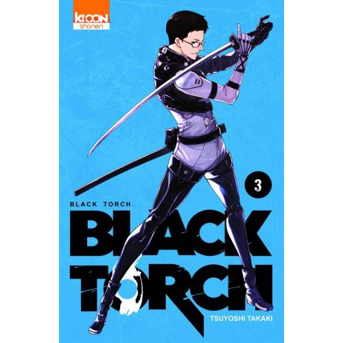 Black Torch Tome 3 (VF)