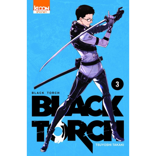 Black Torch Tome 3 (VF)