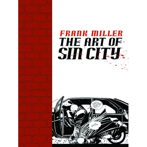 FRANK MILLER ART OF SIN CITY TP (VO)