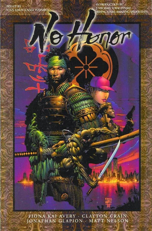 No Honor TP (VO)