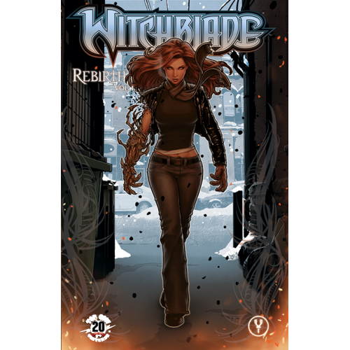 Witchblade Rebirth Tp Vol.1 (VO)