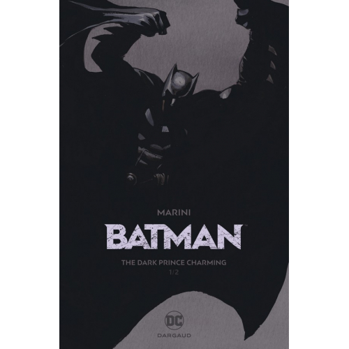 Batman par Enrico Marini tome 1 Édition Gold (VF)