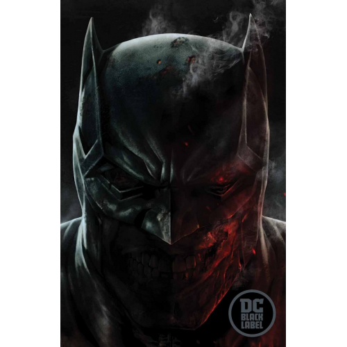 BATMAN DAMNED 1 (VO) Brian Azzarello - Lee Bermejo DC BLACK LABEL
