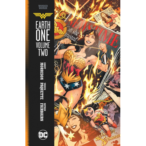 WONDER WOMAN EARTH ONE VOL. 2 HC (VO)