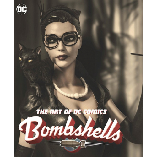 THE ART OF DC COMICS BOMBSHELLS HC (VO)
