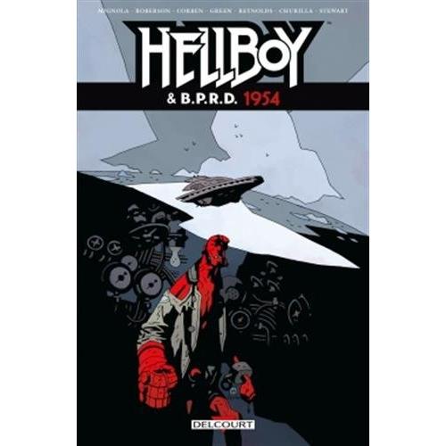 Hellboy & B.P.R.D Tome 3 : 1954 (VF)