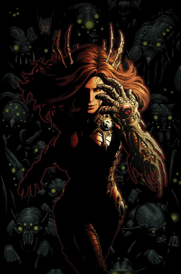 Witchblade Rebirth Tp Vol.4 (VO)