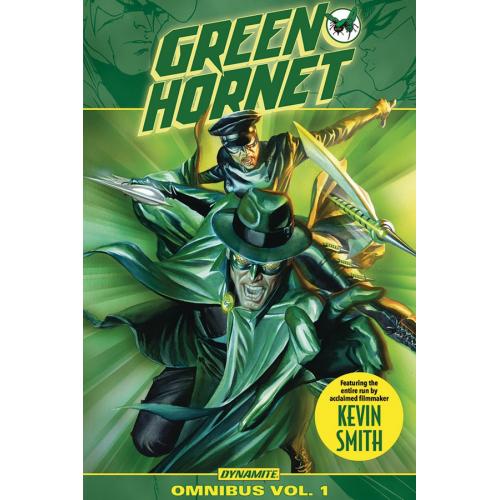 GREEN HORNET OMNIBUS TP VOL 01 (VO)