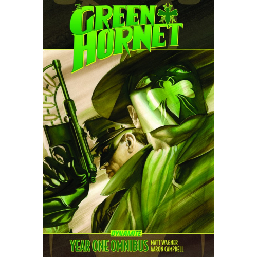 GREEN HORNET YEAR ONE OMNIBUS TP (VO)