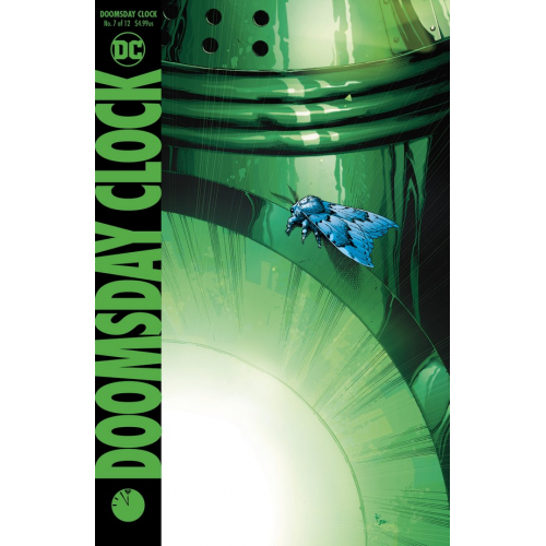 DOOMSDAY CLOCK 7 Cover A (VO)