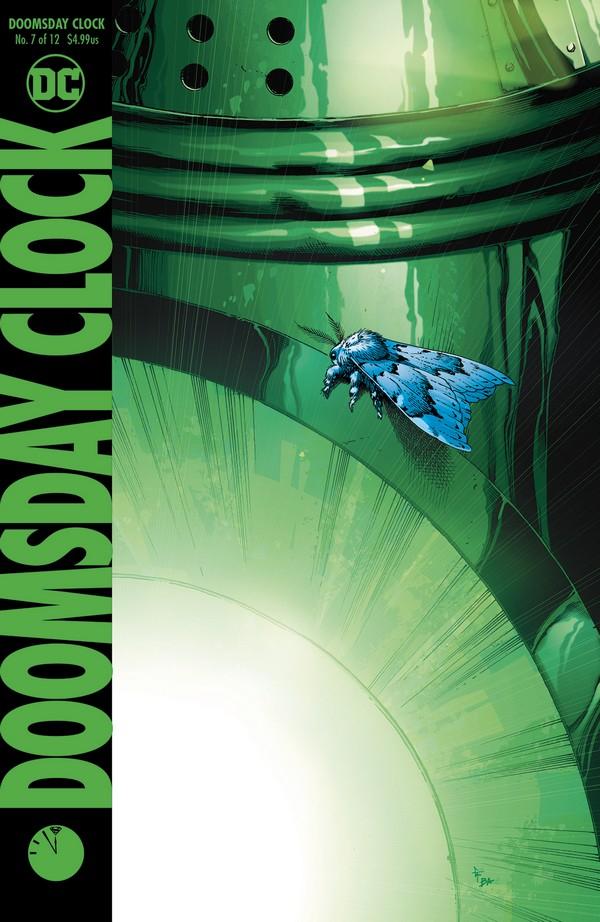 DOOMSDAY CLOCK 7 Cover A (VO)