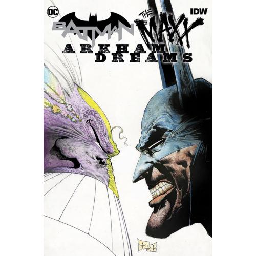BATMAN - THE MAXX - ARKHAM DREAMS (VO)