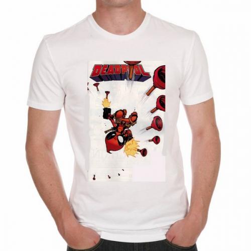 T-Shirt Deadpool Offert - Taille XL