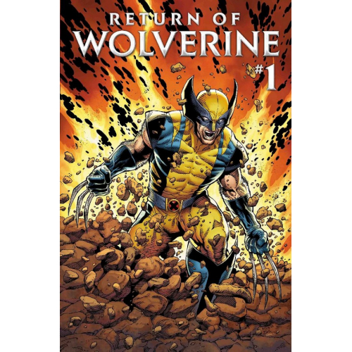 RETURN OF WOLVERINE 1 (VO)