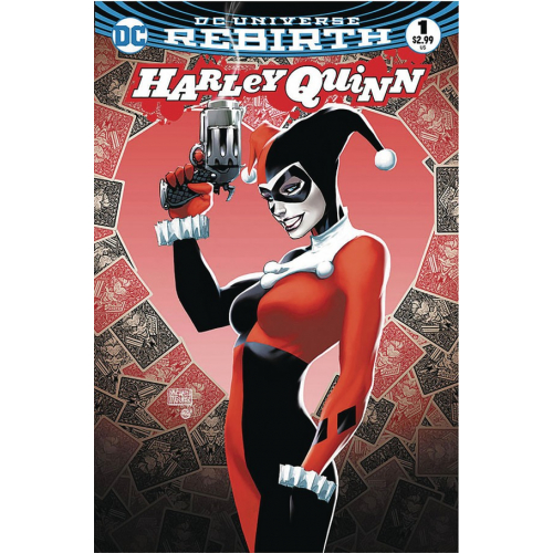 Harley Quinn 1 (VO) Michael Turner Exclusive Aspen Variant