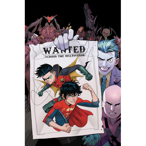 ADVENTURES OF THE SUPER SONS 2 (VO)