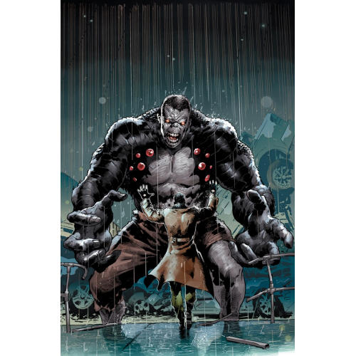 DAMAGE 9 (VO) (NEW AGE OF DC HEROES)