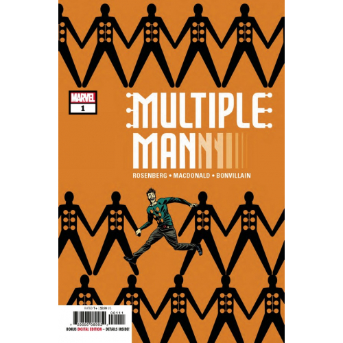 MULTIPLE MAN 1 (VO)