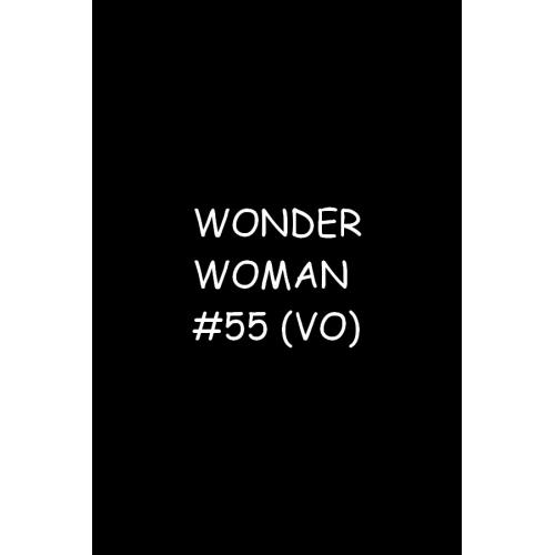 Wonder Woman 55 (VO)