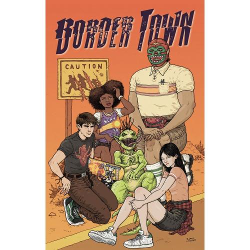 Border Town 1 (VO)