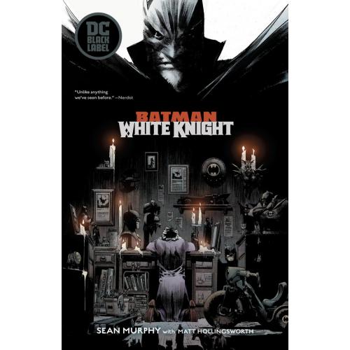 BATMAN WHITE KNIGHT TP (VO)