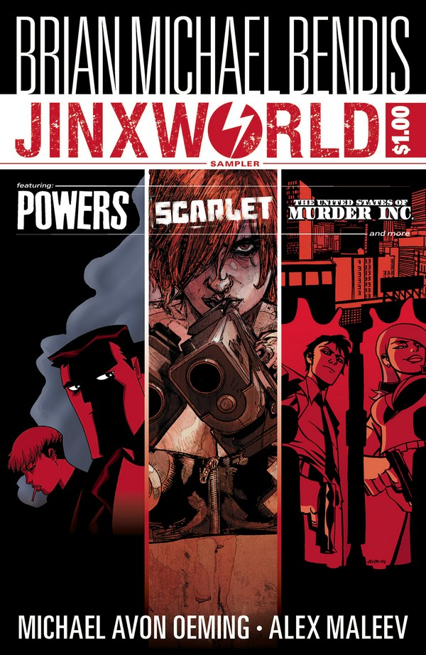 JINXWORLD SAMPLER 1 (VO)