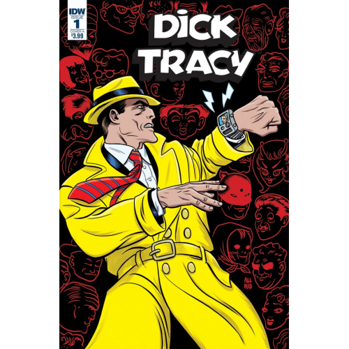 DICK TRACY DEAD OR ALIVE 1 (VO)