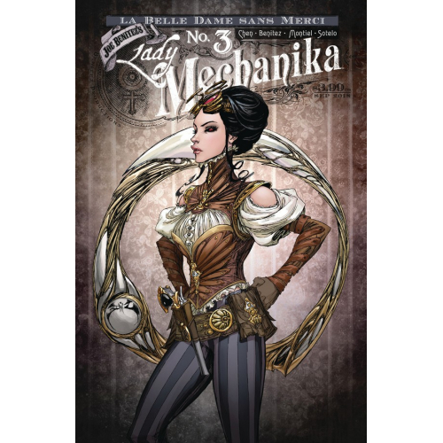 Lady Mechanika : La belle dame sans Merci 3 (VO)