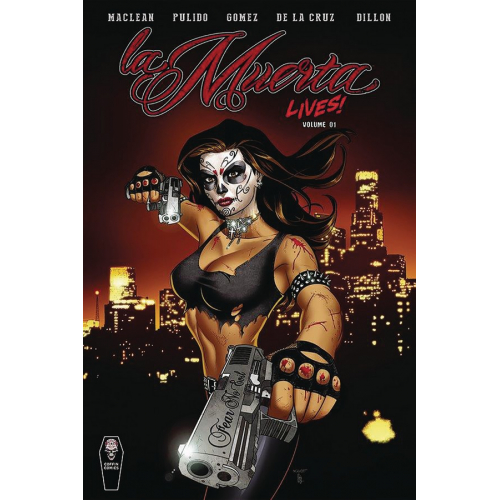 LA MUERTA LIVES TP VOL 1 (VO)