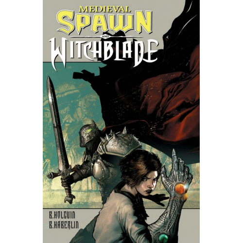 MEDIEVAL SPAWN/WITCHBLADE, VOL. 1 TP (VO)