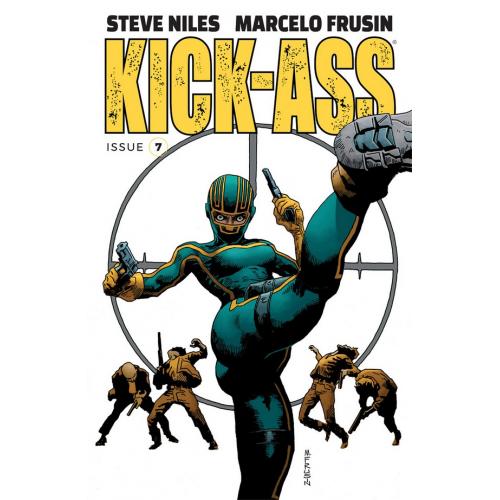 KICK-ASS 7 (VO)