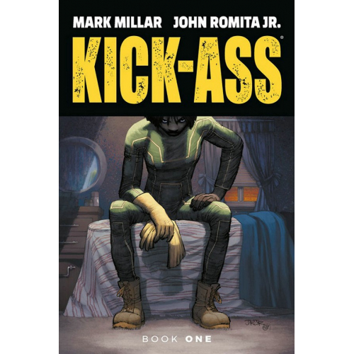 KICK-ASS NEW GIRL TP VOL 01 (VO)