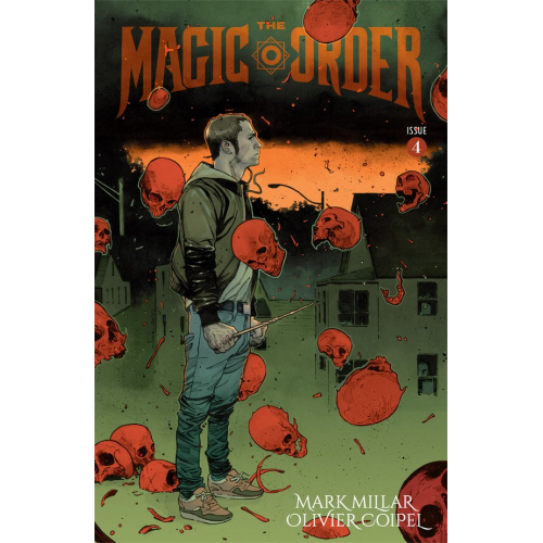 The Magic Order 4 (VO) Mark Millar - Olivier Coipel