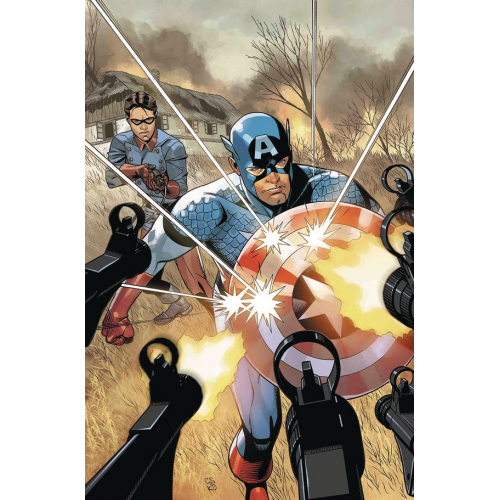 CAPTAIN AMERICA ANNUAL 1 (VO)