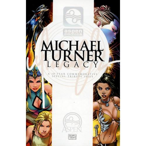 Michael Turner Legacy (VO)