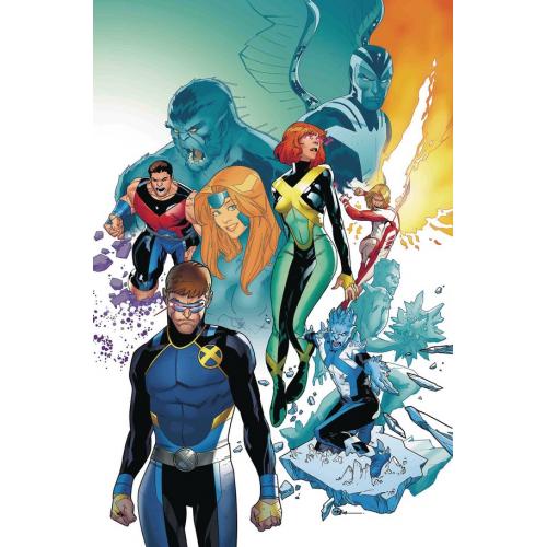 X-Men Blue 35 (VO)