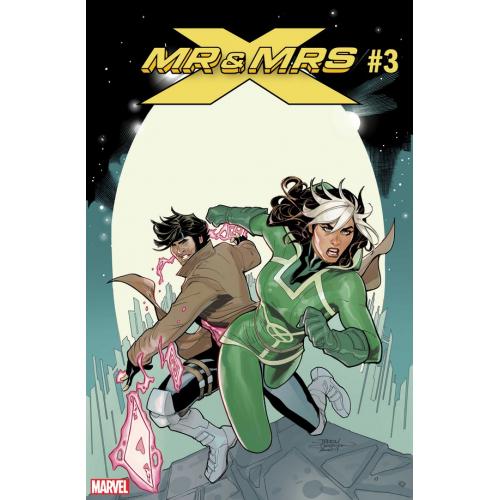 MR & MRS X 3 (VO)