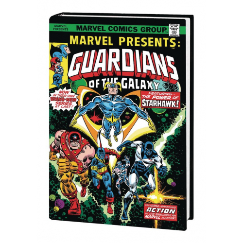 GUARDIANS OF THE GALAXY: TOMORROW'S HEROES OMNIBUS HC (VO)